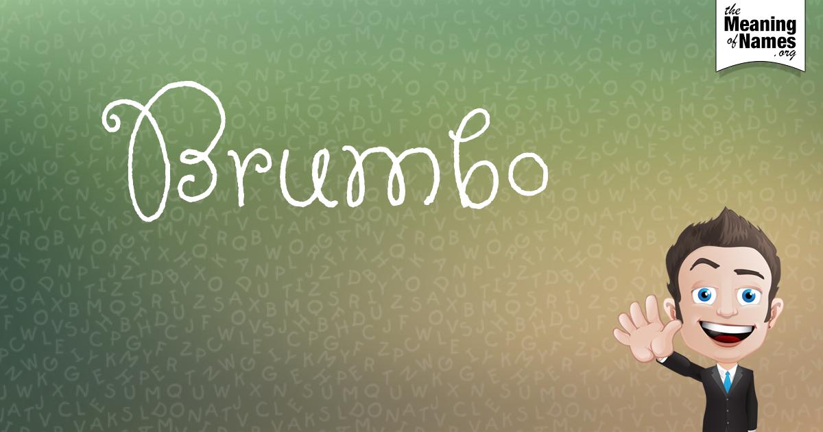 Brumbo